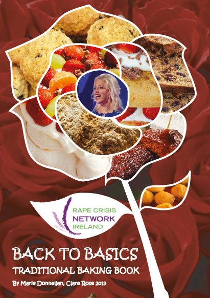 Back to Basics Charity Cookbook Cover