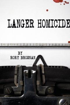 Langer Homicide Book Front Cover