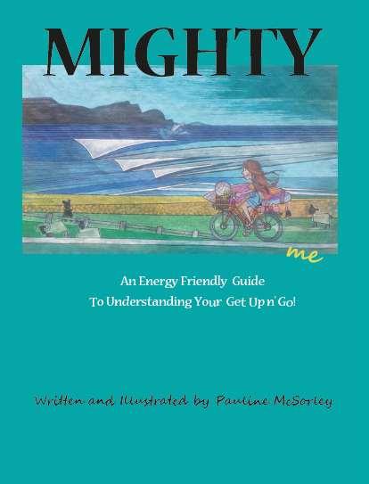 Mighty Me Book Cover - Pauline McSorley
