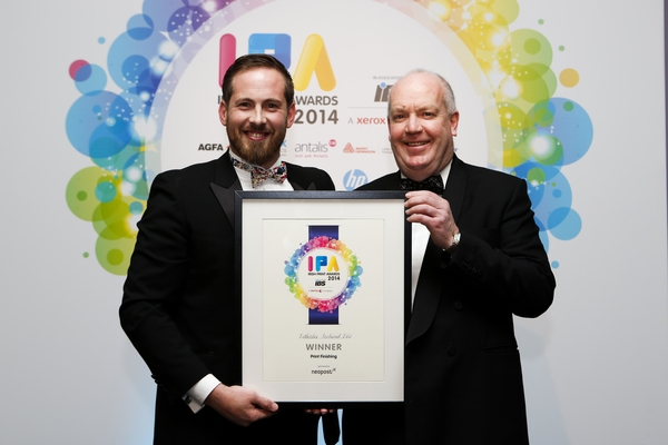 Irish Print Awards 2014 Presentation