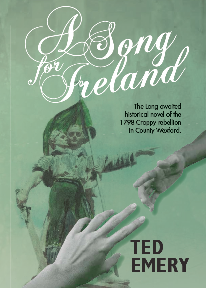 A Song for Ireland - Ted Emery Book Cover