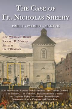 The Case of Fr. Nicholas Sheehy Cover Artwork