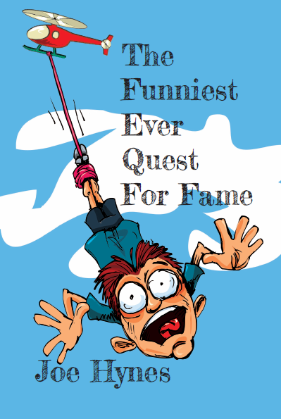 The Funniest Ever Quest for Fame Book Cover