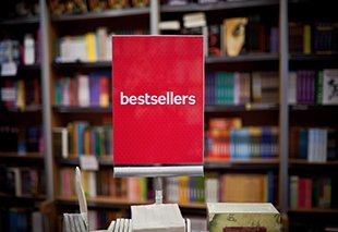 Bestsellers Shelf Bookstore
