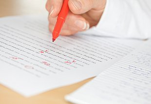 Book Editing and Proofreading